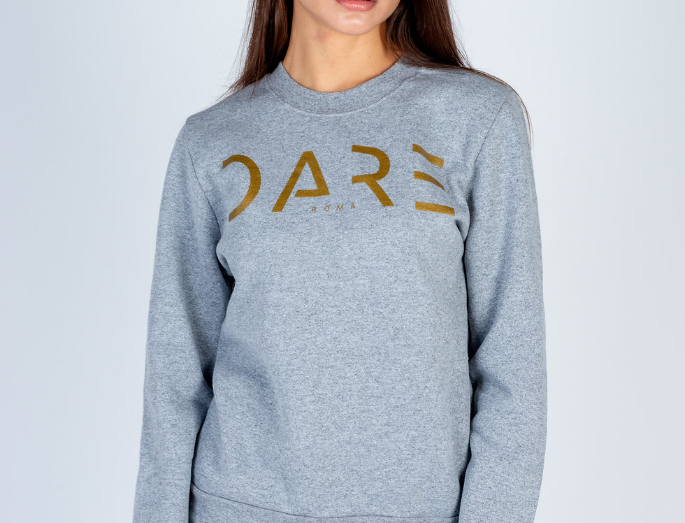 Sweatshirt with DARE logo