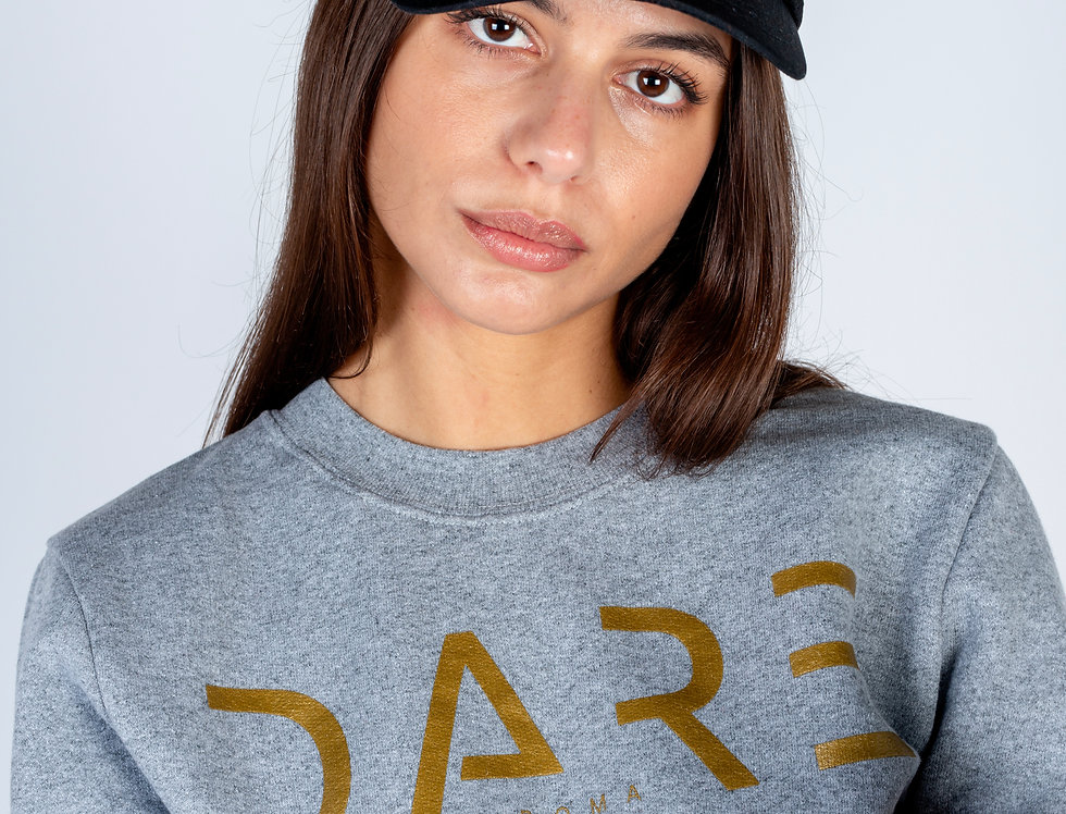 Baseball cap with DARE embroidery