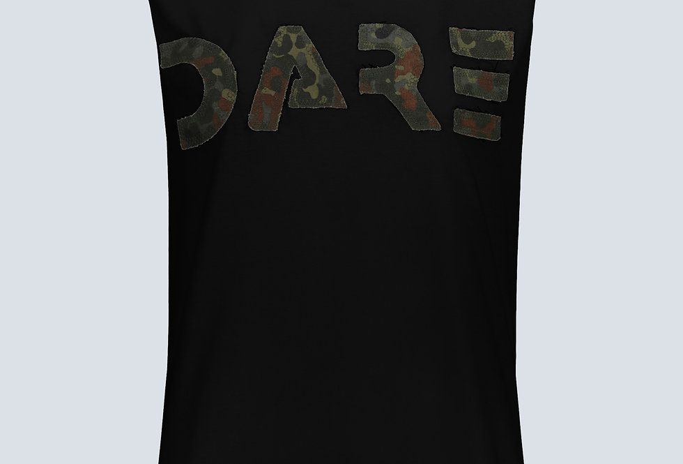 Dare Oversize T-Shirt with Patch