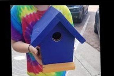 Handmade Bird house DIY