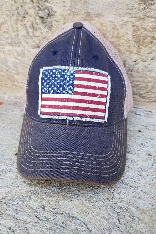 USA Rustic hat
