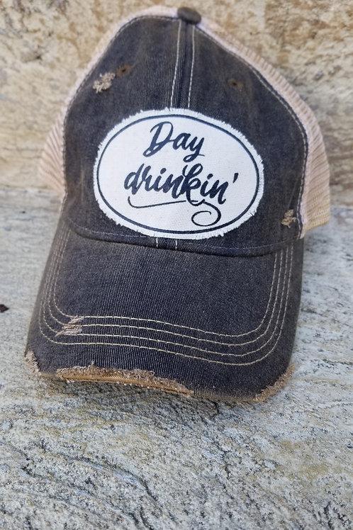 Day drinkin' Rustic hat