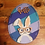 Thumbnail: DIY Nerdy Bunny Sign Painting Kit // DIY Painting Kit // DIY Kit // Craft Night