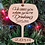Thumbnail: He sees you when your drinking personalized wine glass ornaments laser cut