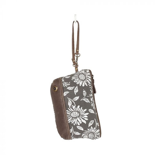 Myra Sunflower pouch