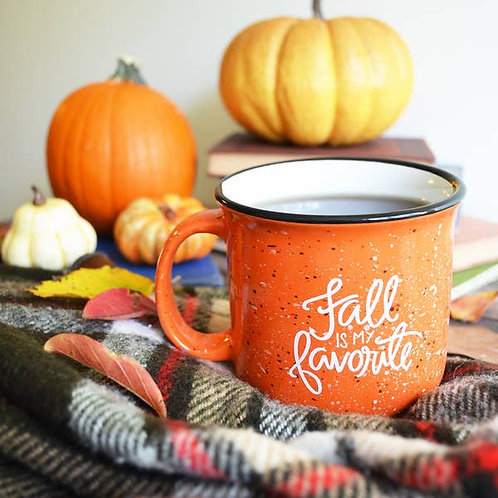 Fall Mug - Pumpkin Spice