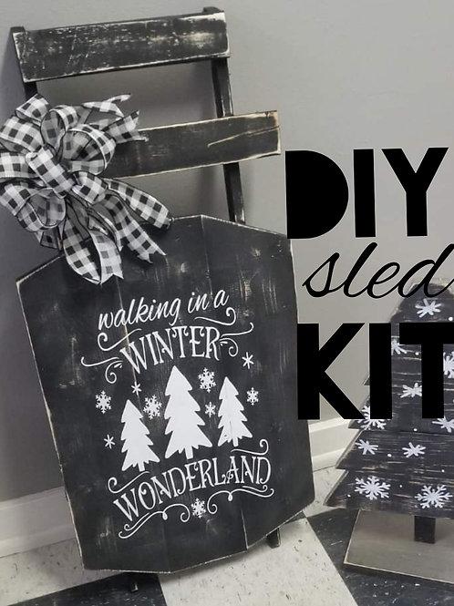 Sled DIY kit
