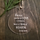 Thumbnail: Because someone we love is in heaven laser cut and engraved-