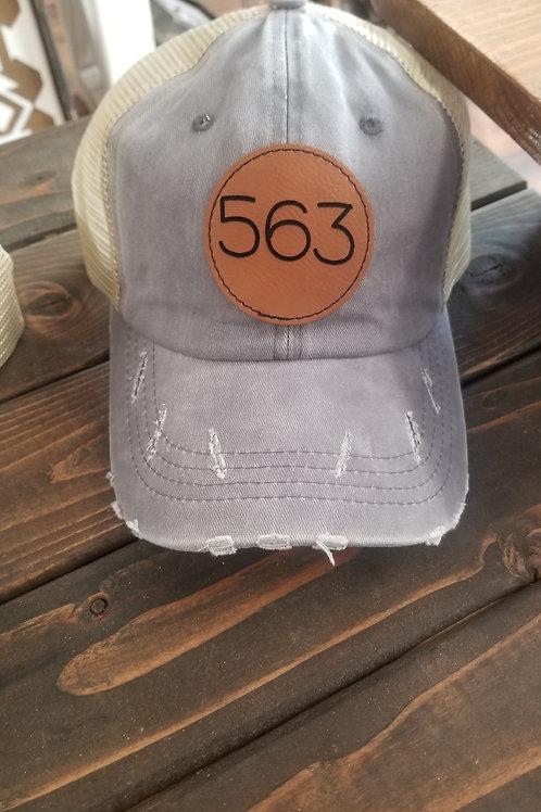 [563] rustic hat