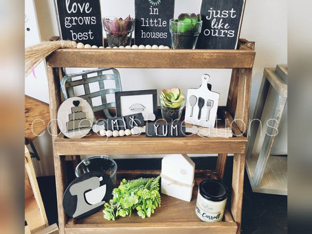 My favorite {and easy} decorating tips