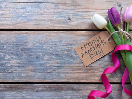 Over 50 Mother's Day gift ideas
