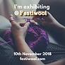 I'm Exhibiting at Festiwool - Social Adv