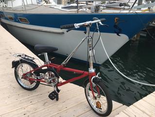 Folding Bikes Are Rad