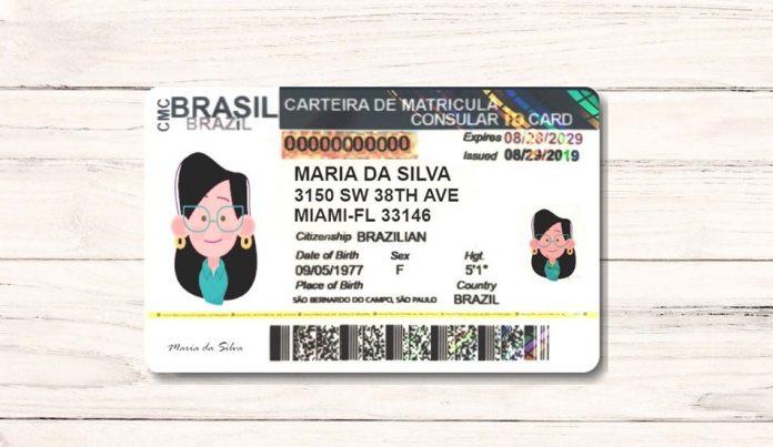 Saiba como tirar sua Carteira de Matrícula Consular (CMC) no Consulado em Miami