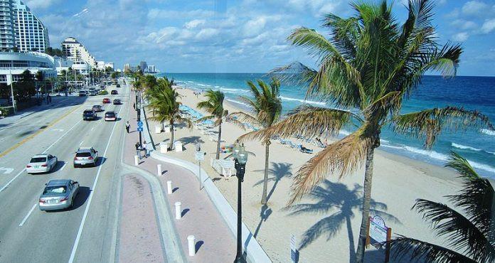 Praias do Sul da Flórida vão fechar no fim de semana do feriado de 4 de julho