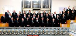 Choir at Hermon Chapel, Fishguard