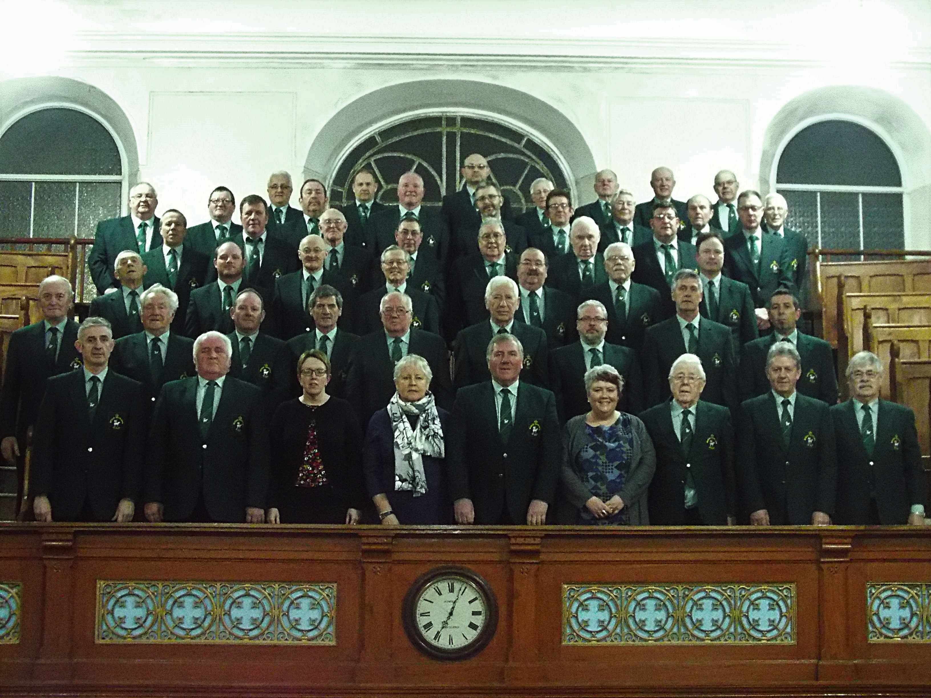 Choir Photo 2018