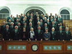 Choir Photo 2018