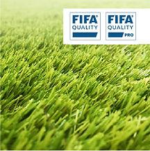 FIFA認定工場生産のオリジナル人工芝