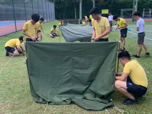 Camp Development III Jihe