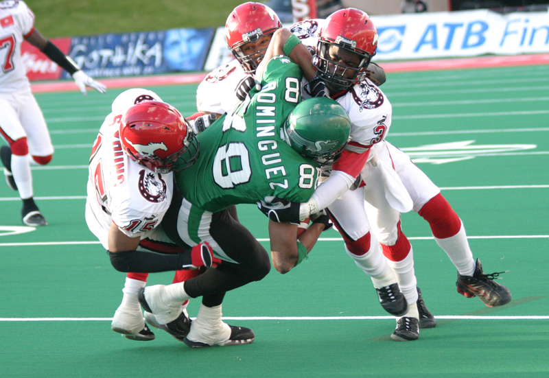 Stampeders vs. Roughriders