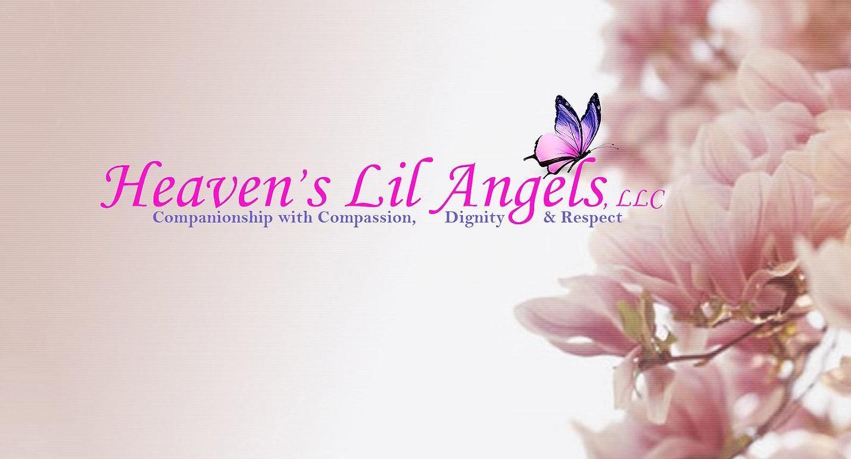 Heaven's Lil Angels Logo