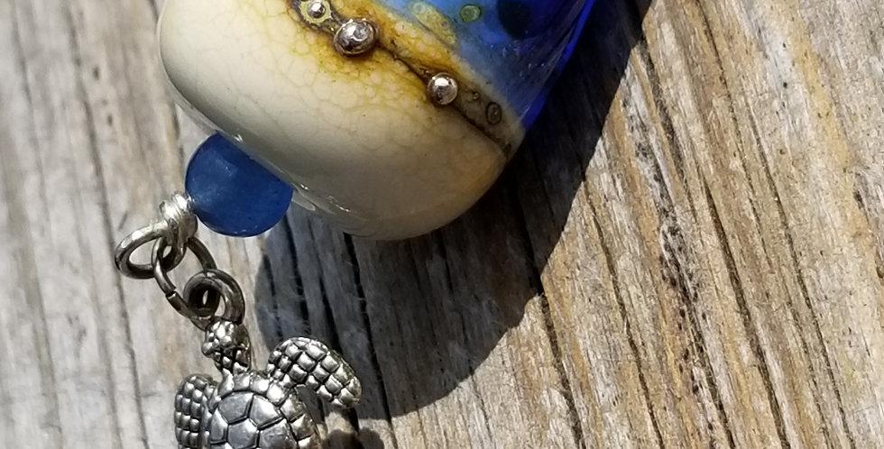 Azul tortuga