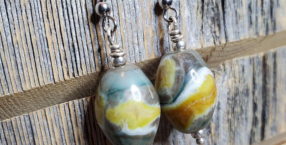 Sediment Earrings