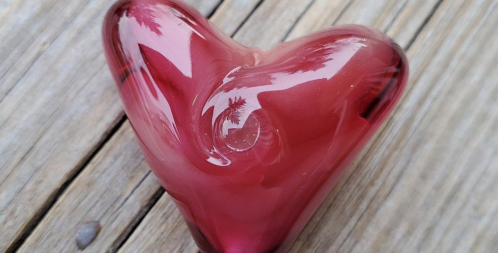 Warrior Heart - First Blush