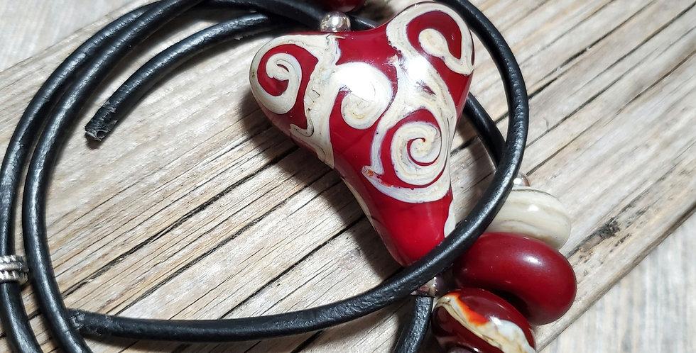 Heart on my Sleeve Bracelet