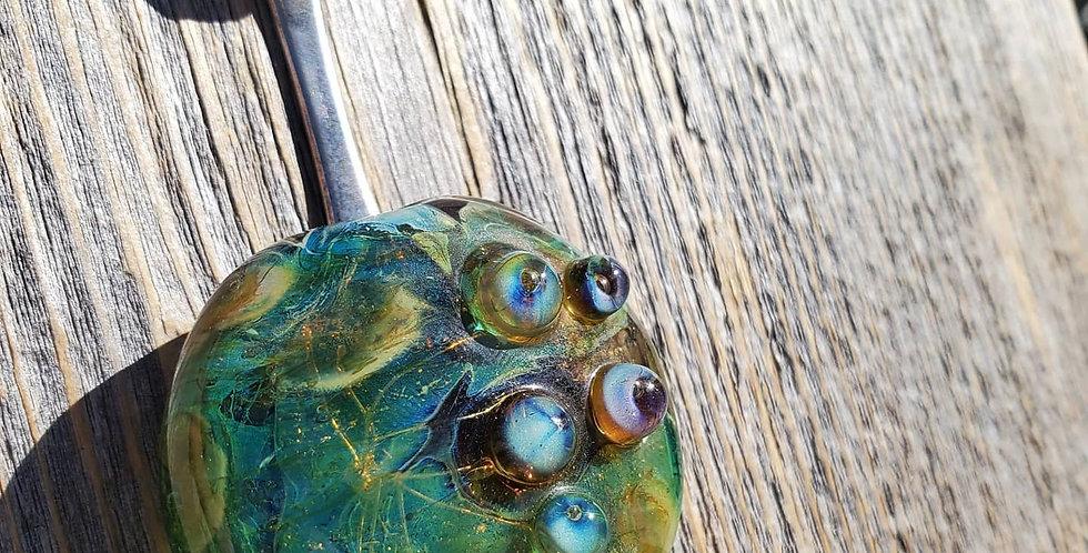 Spoonful - Green Nebula