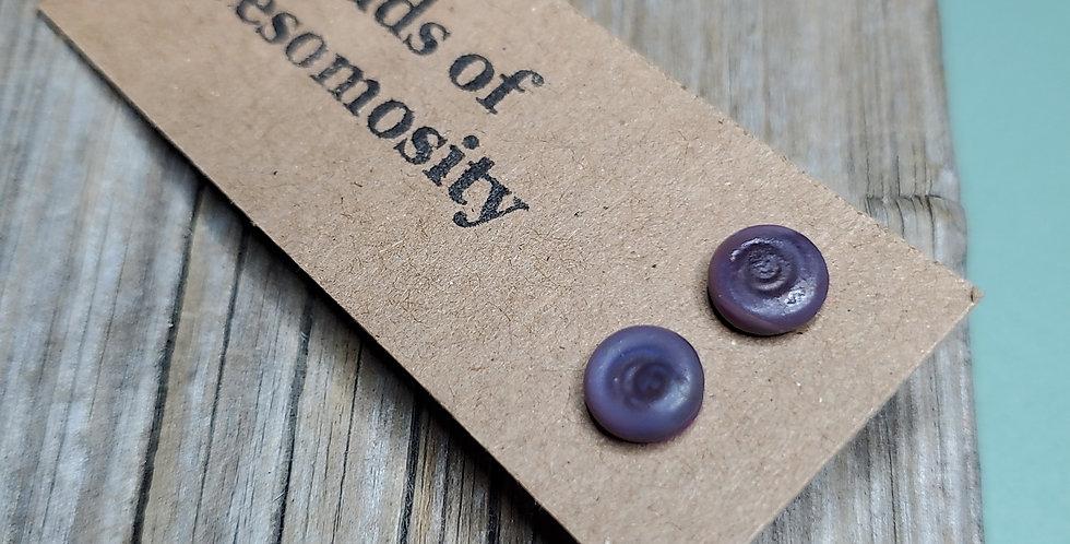 Matte Purple Studs (PU2)