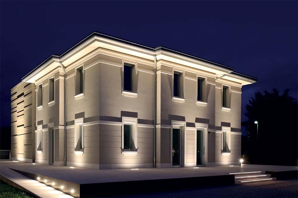 Villa a Treviso classificata CasaClima Gold