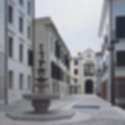 Finestre in legno - Quartiere Latino a Treviso