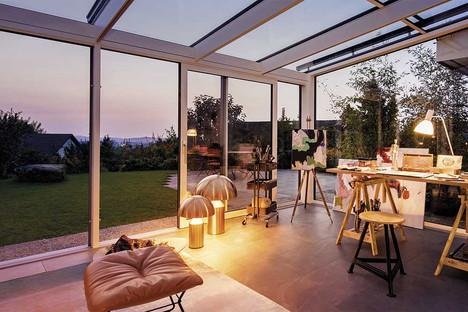 Ampliare la casa e risparmiare sulle bollette: con le verande Finstral tutto è possibile!