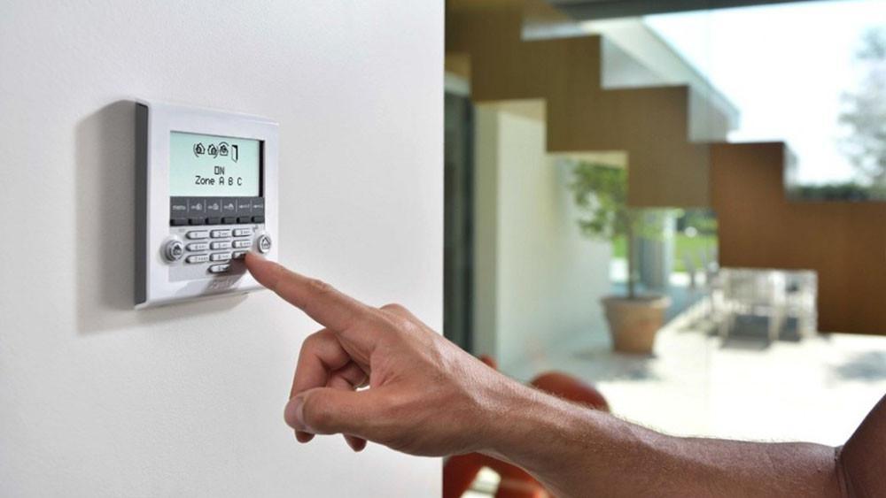 Sistema di allarme wireless
