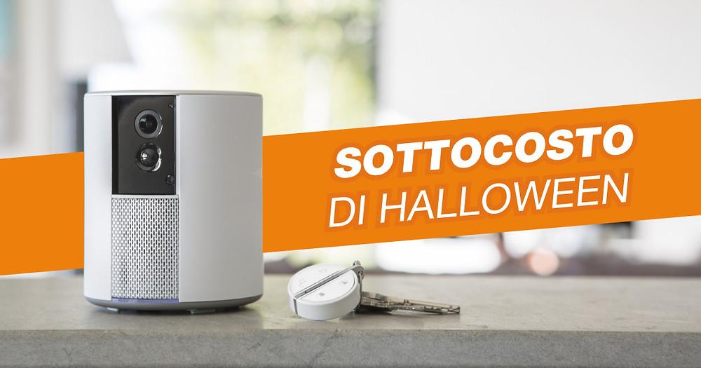 Somfy One+ in promozione per la festa di Halloween