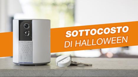 Somfy One+ sottocosto per la festa di Halloween!