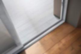 Porta-finestra tutto vetro ES Finestra