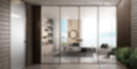 Garofoli: porta in vetro a Venezia