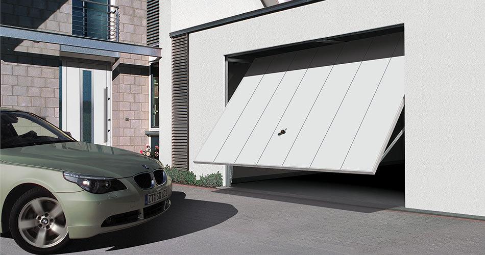 Portone garage a Venezia