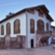Finestre in legno - Istituto agrario Happacherhof a Bolzano