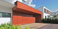 Portone sezionale per garage