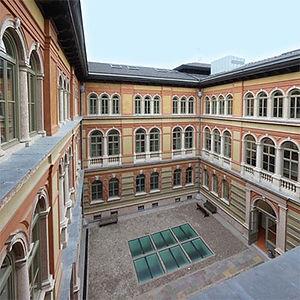 Finestre in legno - Università di Trento