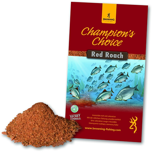 Browning Grundfutter Red Roach