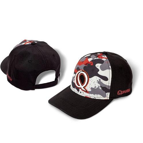 Quantum Q-CAP schwarz camo