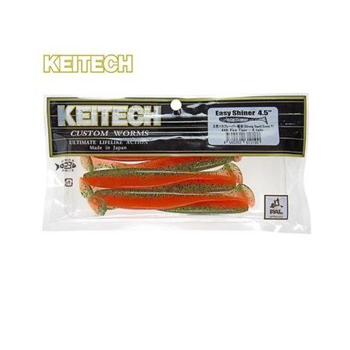 """KEITECH EASY SHINER 4.5"""" Gummifisch"""