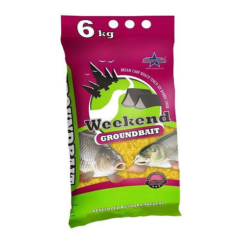Starfish Lockfutter Weekend Running Water 6 kg statt 14,50 € jetzt nur 9,99 €