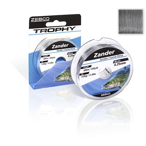 Zebco Trophy Zander Monoschnur 0,30mm