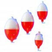 Original Buldo Wasserkugel rot/weiß 8g